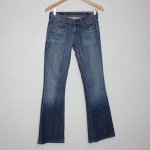 Citizens of Humanity Ingrid # 002 Low Waist Flare